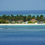 A_beach_side_resort_at_Kadmat_Island,_Lakshadweep