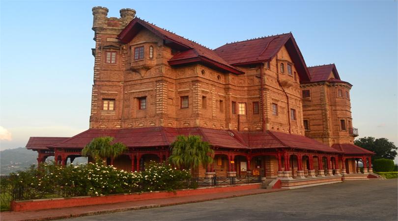 amar mahal palace museum