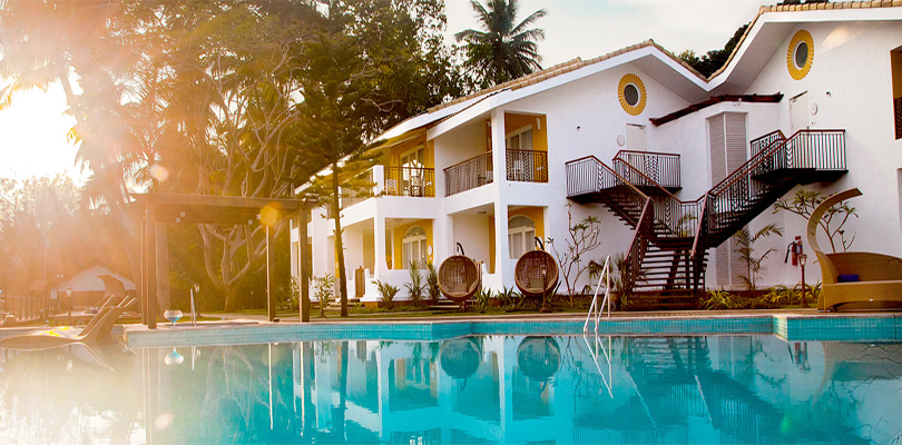 top spa resorts in goa