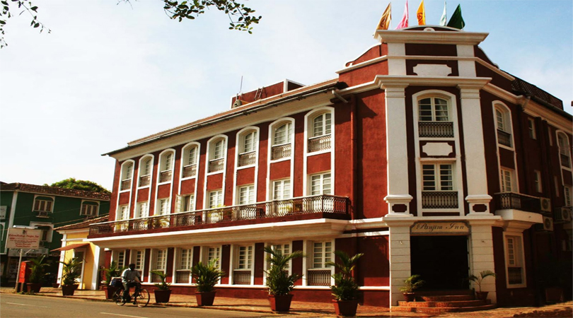 welcome heritage panjim goa