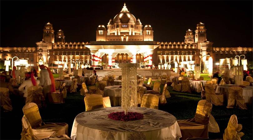 wedding destination jodhpur rajasthan