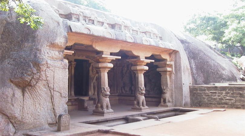 varah cave temple