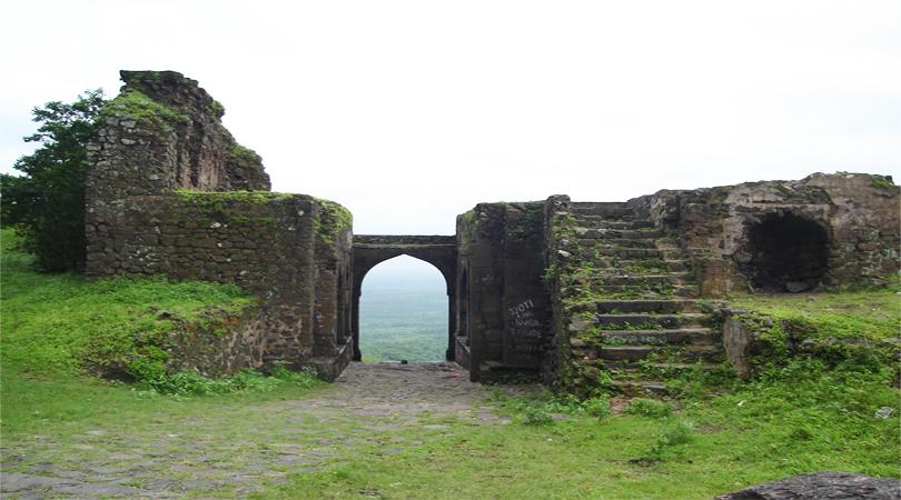 Asir Garh in Burhanpur