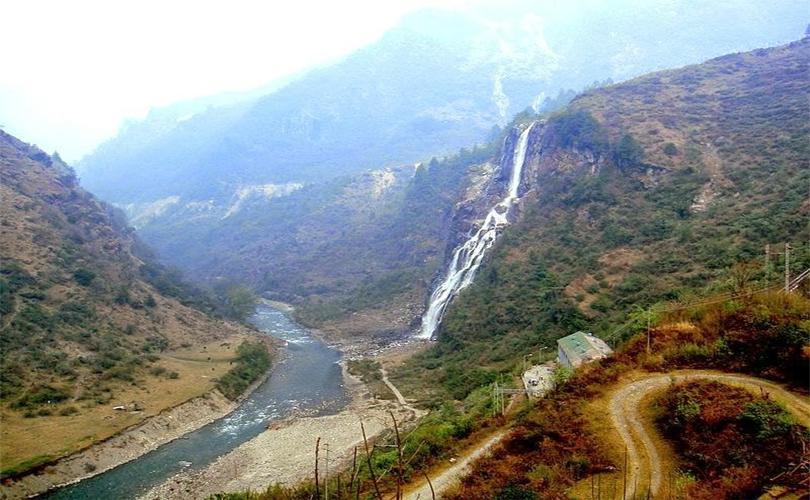 Jang Falls, Arunachal Pradesh