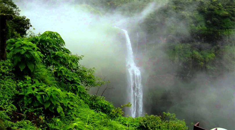 Kune Falls, Maharashtra