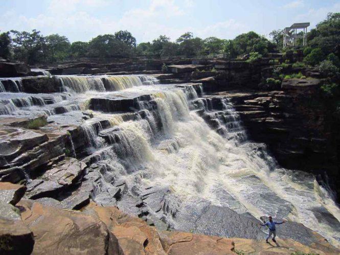 Rajdari Falls