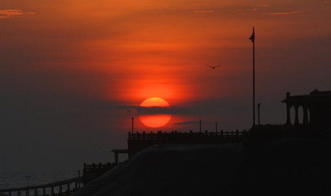 Kanyakumari-Sunrise