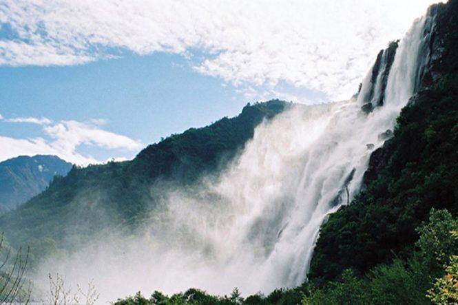 Jang Falls