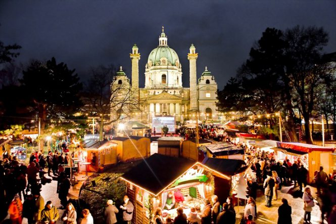 Karlsplatz Market
