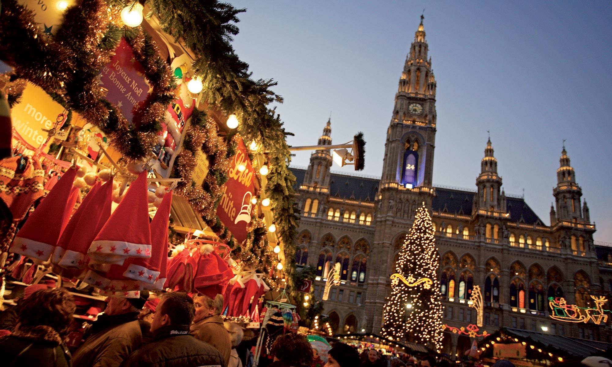 enjoy the christmas spirit in vienna at different vienna On best hotel in vienna for christmas