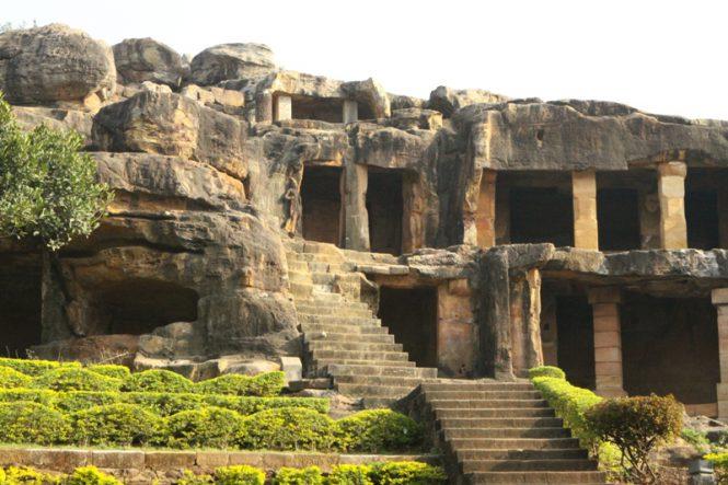 udayagiri_caves
